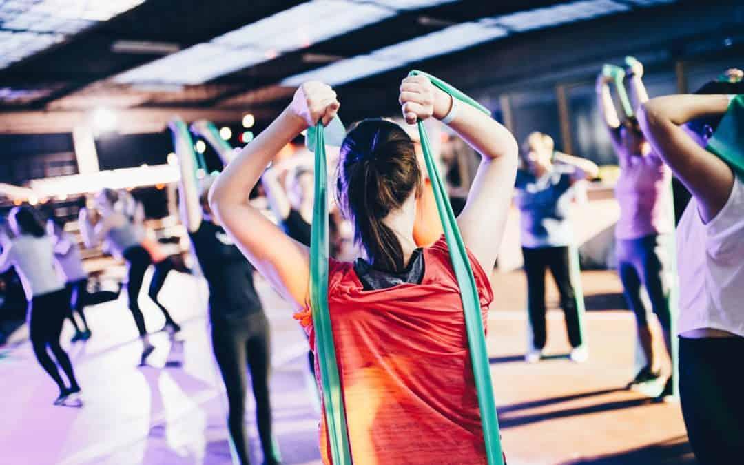 Bli mentalt stark genom fysisk träning